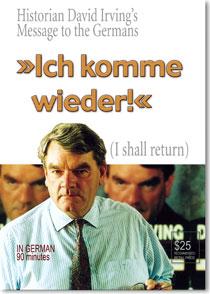 DVD: Ich komme wieder (German, 90 mins)