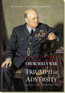 Churchill's War, vol ii: Triumph in Adversity