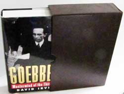 Goebbels. Mastermind of the Third Reich (de luxe)